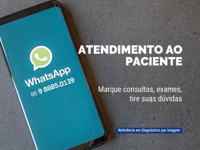 Atendimento ao Paciente pelo WhatsApp